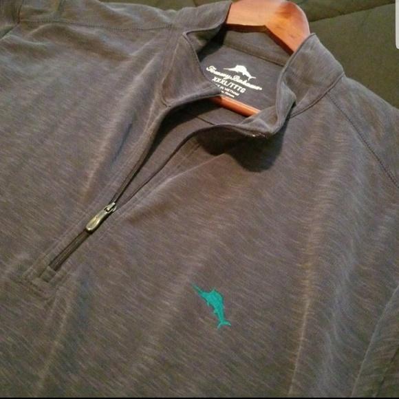 TOMMY BAHAMA - 3XL Quarter Zip Sweater. M 5c5ec6b9534ef99e3512256b 3ef580119